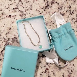 Tiffany & Co Return to Tiffany bead bracelet